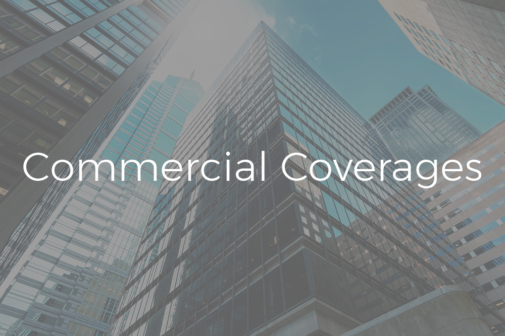 Commercial Coverages by Legacy Insurance Solutions