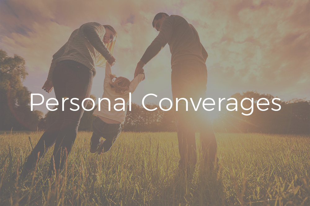Personal Coverages by Legacy Insurance Solutions